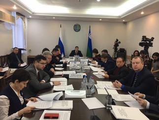 Александр Новьюхов провёл заседание Совета представителей коренных малочисленных народов Севера