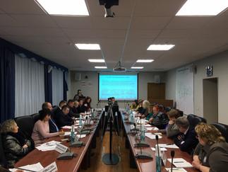 Александр Новьюхов принял участие в заседании Научно-координационного совета