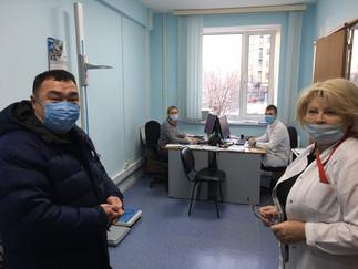 Александр Новьюхов продолжает волонтёрскую деятельность