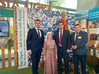 Александр Новьюхов в составе делегации автономного округа с рабочей поездкой посетил Французскую Рес