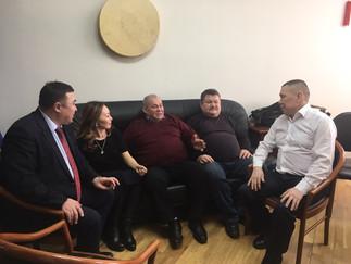 Александр Новьюхов: Встречи с руководителями Ассоциации всегда очень ценны