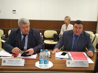Александр Новьюхов с рабочей поездкой посетил Когалым
