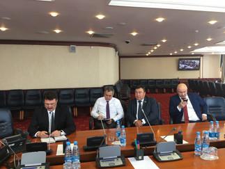Александр Новьюхов принял участие в круглом столе «Нормативное и правовое регулирование цифровизации