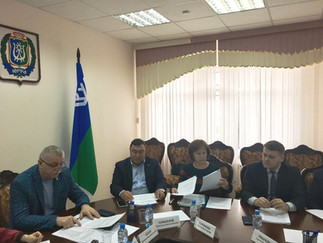 Александр Новьюхов принял участие в заседании Комиссии Общественной палаты Югры по культуре, межэтни