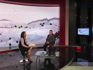 Александр Новьюхов в программе «Северный дом» рассказал о реестре коренных народов