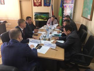 Александр Новьюхов принял участие в заседании Ассамблеи представителей коренных малочисленных народо