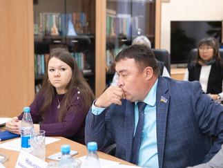 Александр Новьюхов провел тематический прием граждан по личным вопросам