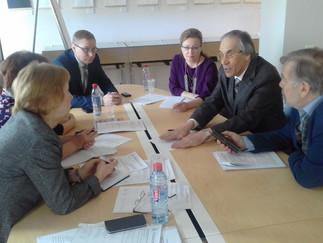 Александр Новьюхов рассказал об участии представителей Югры в Консультативном комитете финно-угорски