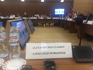 Александр Новьюхов: коренные народы - «первая скрипка» в деятельности Северного Форума