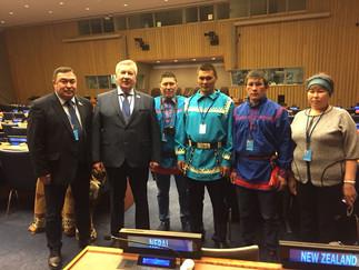 В Нью-Йорке продолжает работу сессия Постоянного форума ООН по вопросам коренных народов