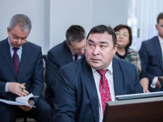Александр Новьюхов принял участие в заседании Правительства Ханты-Мансийского автономного округа – Ю