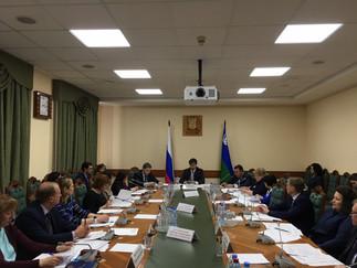 Александр Новьюхов: Работа по совершенствованию мер государственной поддержки граждан из числа корен