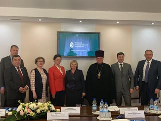 Александр Новьюхов принял участие в заседании попечительского совета Югорского государственного унив
