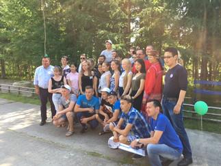 Александр Новьюхов принял участие в V молодежном форуме обско-угорских народов