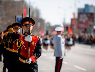 Александр Новьюхов: Парад Победы - это не смотр военной техники, а дань уважения подвигу предков