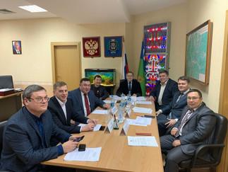 Александр Новьюхов принял участие в заседание Ассамблеи представителей коренных малочисленных народо