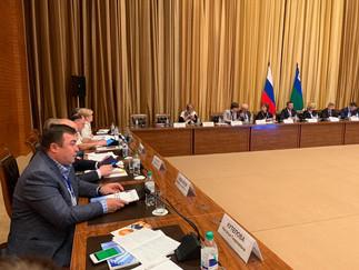 Александр Новьюхов принял участие в координационном совете Уполномоченных по правам человека Уральск