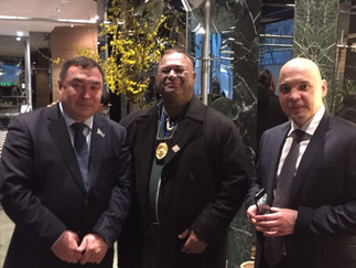 Депутаты Думы Югры принимают участие в 17 сессии Постоянного форума ООН по вопросам коренных народов