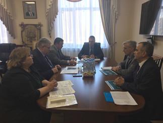Александр Новьюхов: Развитие информационно-коммуникационных технологий в труднодоступных территориях