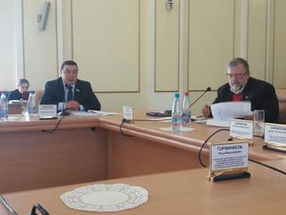 Александр Новьюхов: коренные малочисленные народы Севера имеют специальный статус в Конституции Росс