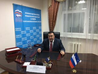 Александр Новьюхов: задача любого депутата найти связующую нить со своими избирателями