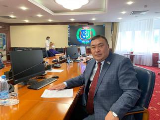 Александр Новьюхов рассказал об изменениях, которые предлагается внести в Устав автономного округа