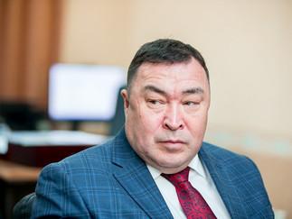 Александр Новьюхов получил благодарность главы сельского поселения Хулимсунт Березовского района