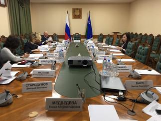 Александр Новьюхов: конструктивное взаимодействие общественников и органов власти продолжает развива