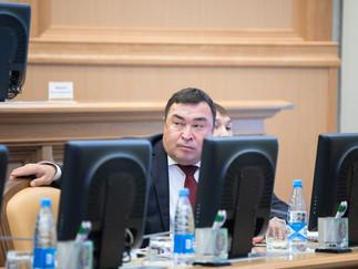 Александр Новьюхов принял участие в заседании Ассамблеи коренных малочисленных народов Севера