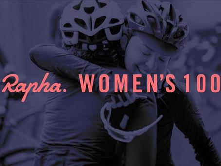 rapha women's 100 x 14th Sept 2019
