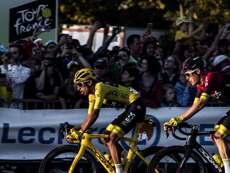 Bernal becomes youngest Tour de France winner in 110 years