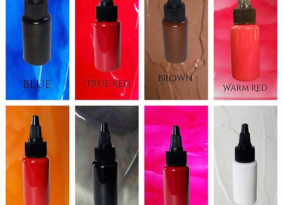 Bulk Liquid Color 1.25 oz - Choose Your Color