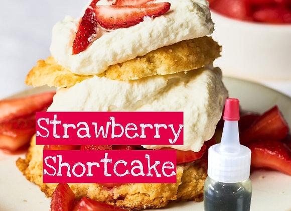 Strawberry Shortcake Natural Flavor 1 oz or 4 oz