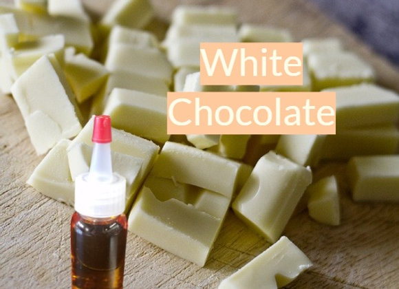White Chocolate Natural Flavor 1 oz or 4 oz