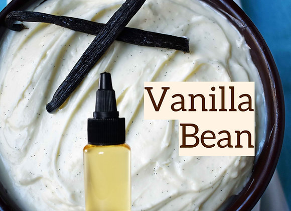 Vanilla Bean Natural Flavor 1 oz or 4 oz