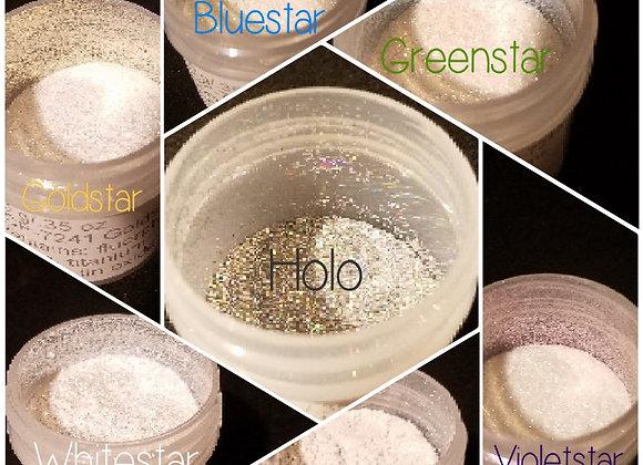 10 g Individual Powder Colors - Sparkle Tones - Choose Your Color