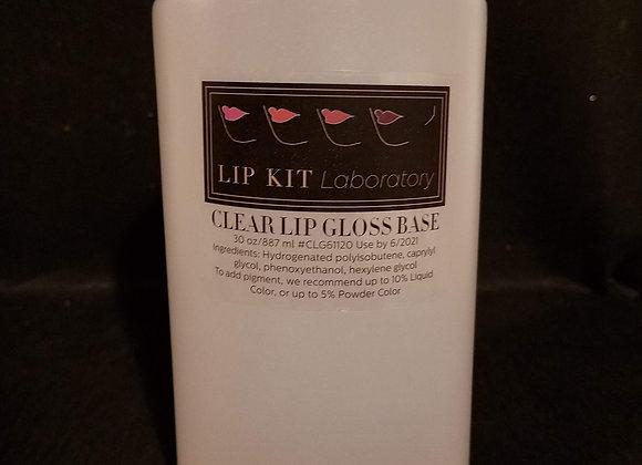 Bulk-Clear Gloss Lip Base 30 Ounces
