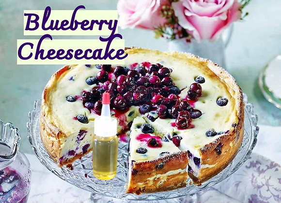Blueberry Cheesecake Natural Flavor 1 oz or 4 oz