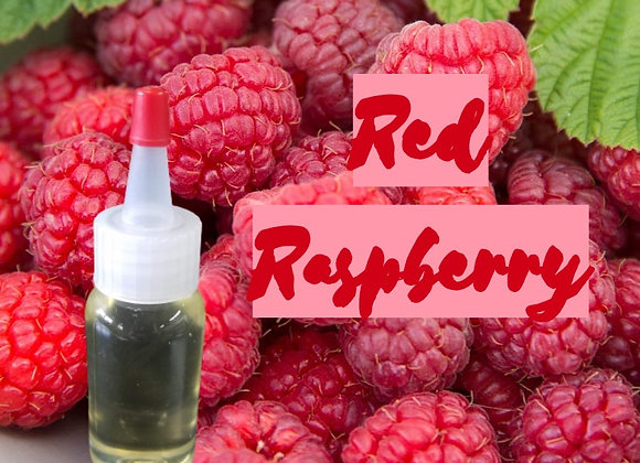 Red Raspberry Natural Flavor 1 oz or 4 oz