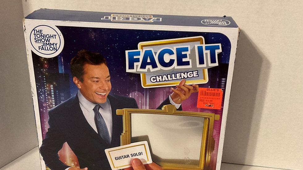 """""""Face It Challenge"""" Game"""