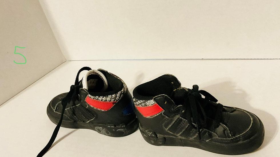 Kids Adidas High-Tops