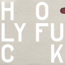 """Holy Fuck """"Congrats"""" (Innovative Leisure) - Co-Producing/Co-Mixing/Co-Engineering"""