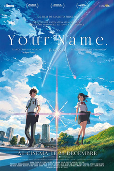 YOUR NAME., la critique