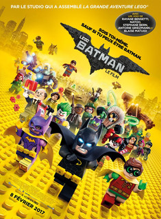 LEGO BATMAN, la critique