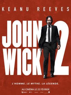 JOHN WICK 2, la critique