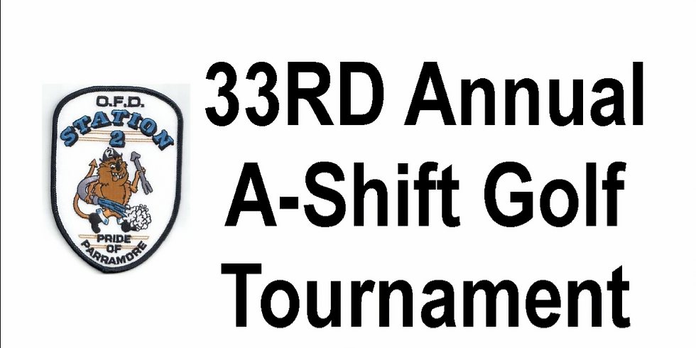 A-SHIFT GOLF TOURNAMENT