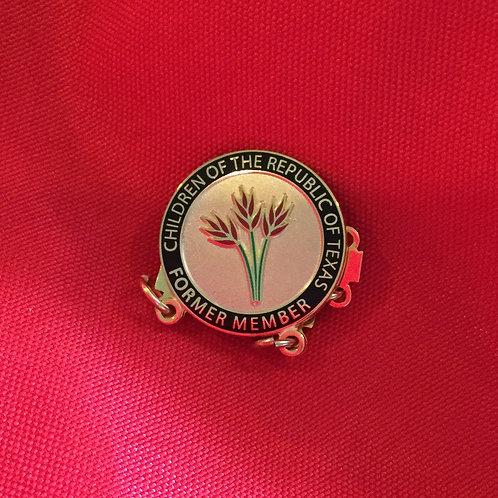 Former CRT Pin