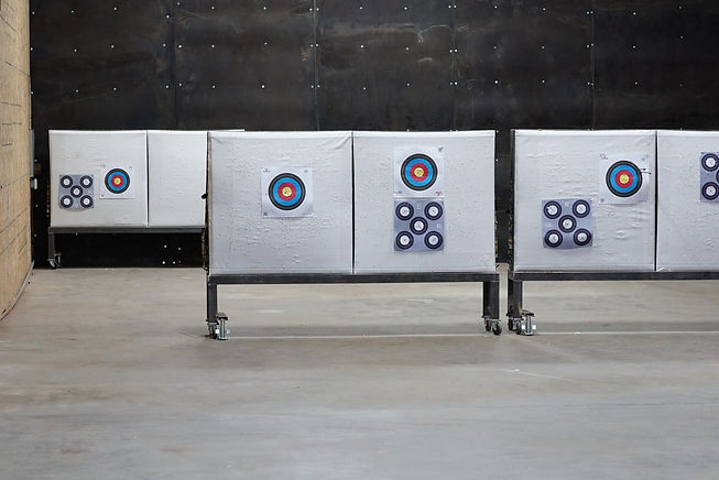 Lubbock Indoor Archery range