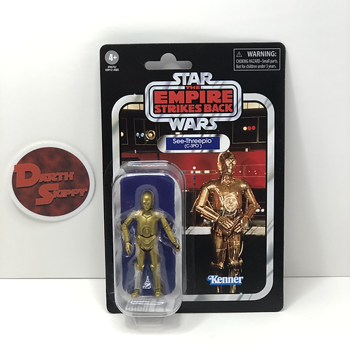 "C-3PO 3.75"" Empire Strikes Back Figure"