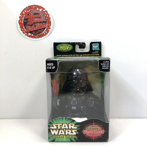 Star Wars POTJ - Super Deformed Darth Vader